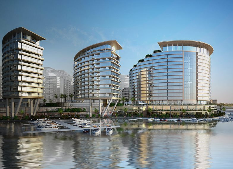 Jewel Of The Creek Dubai Reference Project