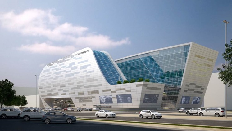 Airport Road Mixed Use Development Qatar Reference Project