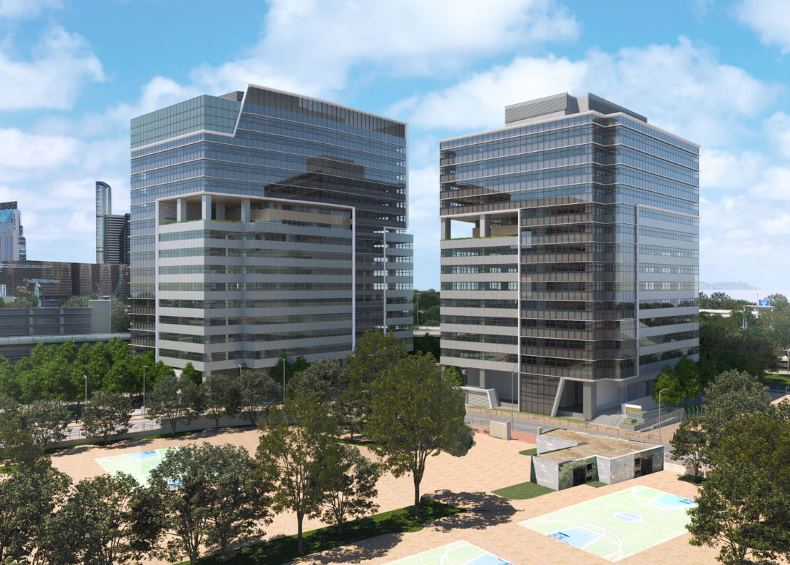 West Kowloon Government Offices Hong Kong Reference Project